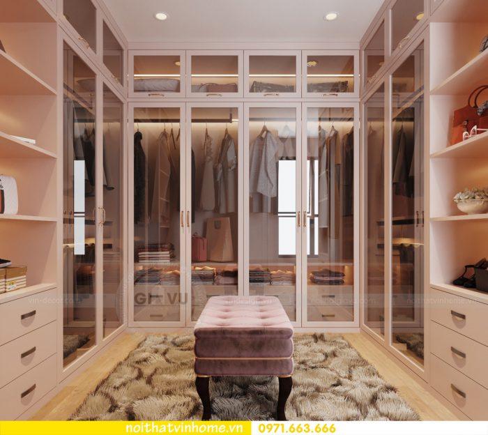 nội thất căn hộ Luxury