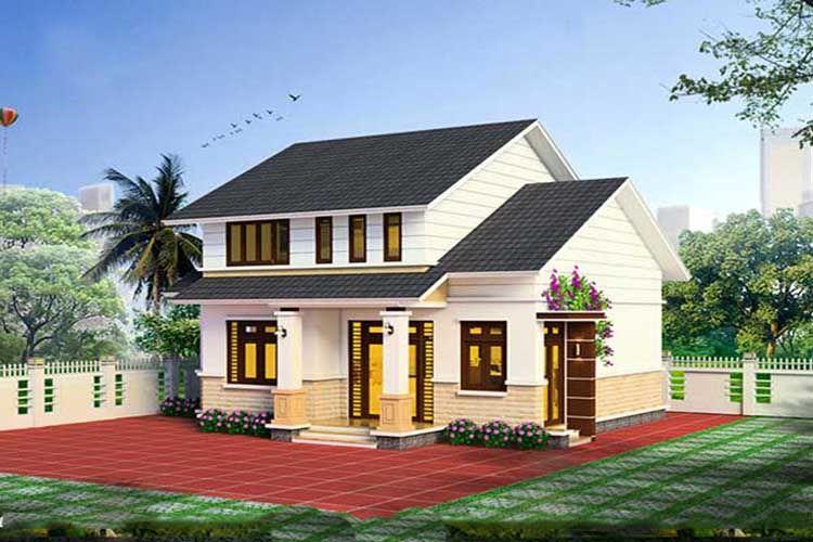 Top 6 mẫu nhà cấp 4 gác lửng đẹp nhất Việt Nam dưới 400 triệu