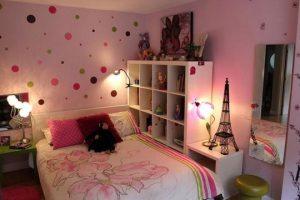 +10 Ý Tưởng Trang Trí Phòng Ngủ Với  Màu Hồng Ngọt Ngào