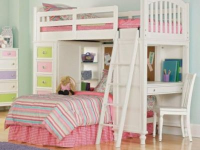 Bunk Beds Decorating Ideas For Girls