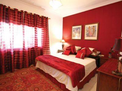 +8 Mẫu thiết kế phòng ngủ đẹp và hiện đại với tông màu đỏ