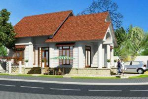 Download miễn Phí bản vẽ nhà cấp 4 đẹp ở nông thôn giá rẻ 2021