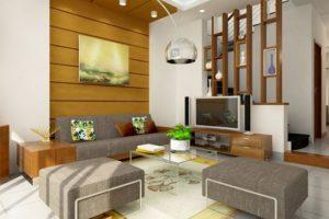 BTS – 8 Mẫu Phòng Khách Đẹp Cho Nhà Ống – 2021