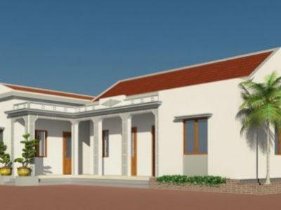 Bản vẽ 202 chi tiết cải tạo nhà cấp 4 đẹp ở Nông Thôn