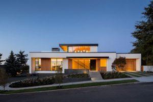 Mẫu nhà biệt thự đẹp hiện đại 2021 khiến người xem Mềm Lòng