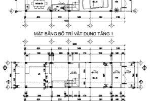 Giới thiệu mẫu nhà ống đẹp bề rộng mặt tiền 4m