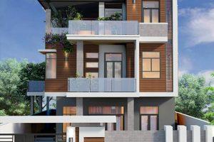 Mẫu nhà phố đẹp 3 tầng – Tuyệt phẩm thiết kế nhà đẹp nhất 2021
