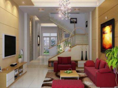 Top 100 những mẫu phòng khách đẹp cho nhà ống năm 2021