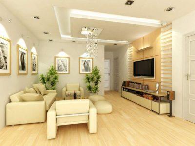 Hình ảnh 99 mẫu trần thạch cao căn hộ chung cư đẹp 2021