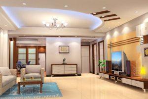 Top 10 mẫu trần thạch cao cho Phòng Khách hiện đại hot nhất 2021
