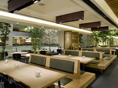 Top 10 những mẫu trần thạch cao quán Cafe đẹp thiết kế Ấn Tượng