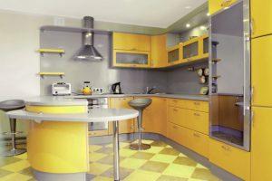 Top 15 những mẫu tủ bếp đẹp nhất 2021 với nhiều màu sắc khác nhau