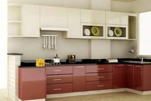 Những ý tưởng nội thất độc đáo dành cho nhà bếp có diện tích nhỏ