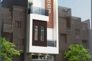 (Bộ sưu tập 5+) mẫu phối cảnh nhà ống, nhà phố đẹp 2021
