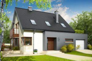 Thiết kế nhà biệt thự diện tích 10×15 kiểu nhà vườn đẹp 2021