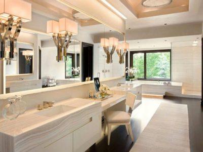 Thiết kế nội thất phòng tắm đẹp 2021 truyền cảm hứng cho bạn hôm nay