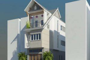 Chi phí xây nhà 3 tầng trọn gói hết bao nhiêu tiền? (Xây dựng Số)